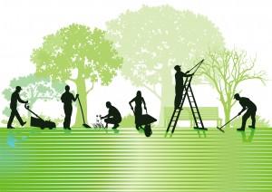 Entretien du jardin ou travaux d'extérieur, le chariot de jardin répond toujours présent